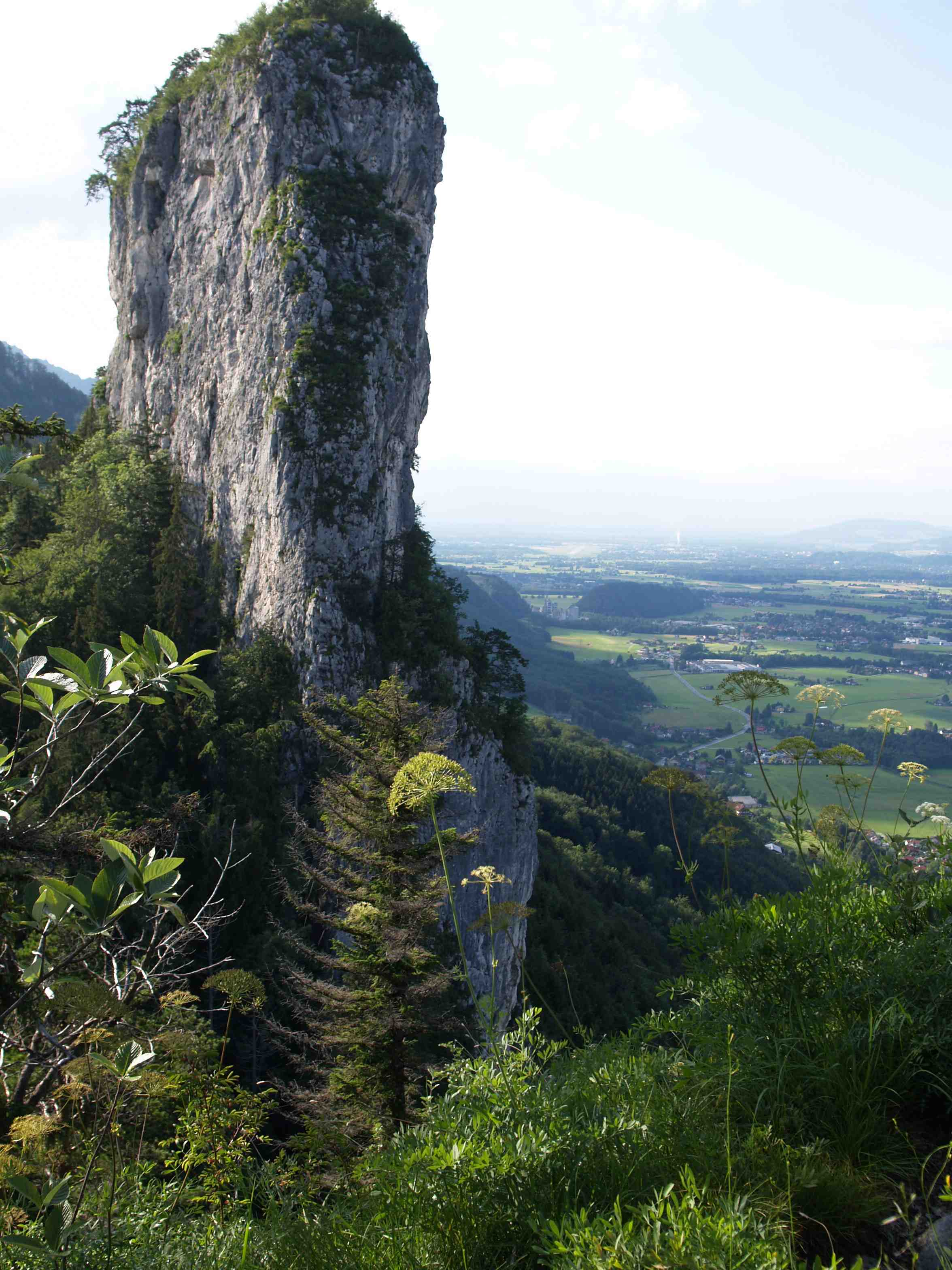 Mt Barmstein Salzburg background Jura FT